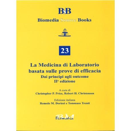 BSB 23 – La medicina di laboratorio basata sulle prove di efficacia dai principi agli outcome